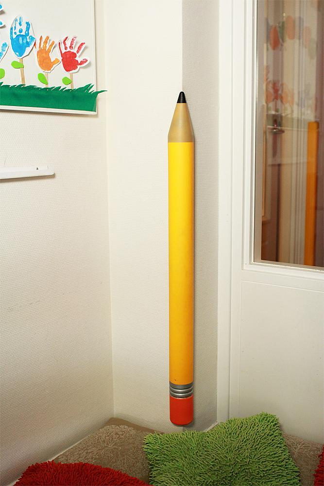 Kantenschutz - Bleistift