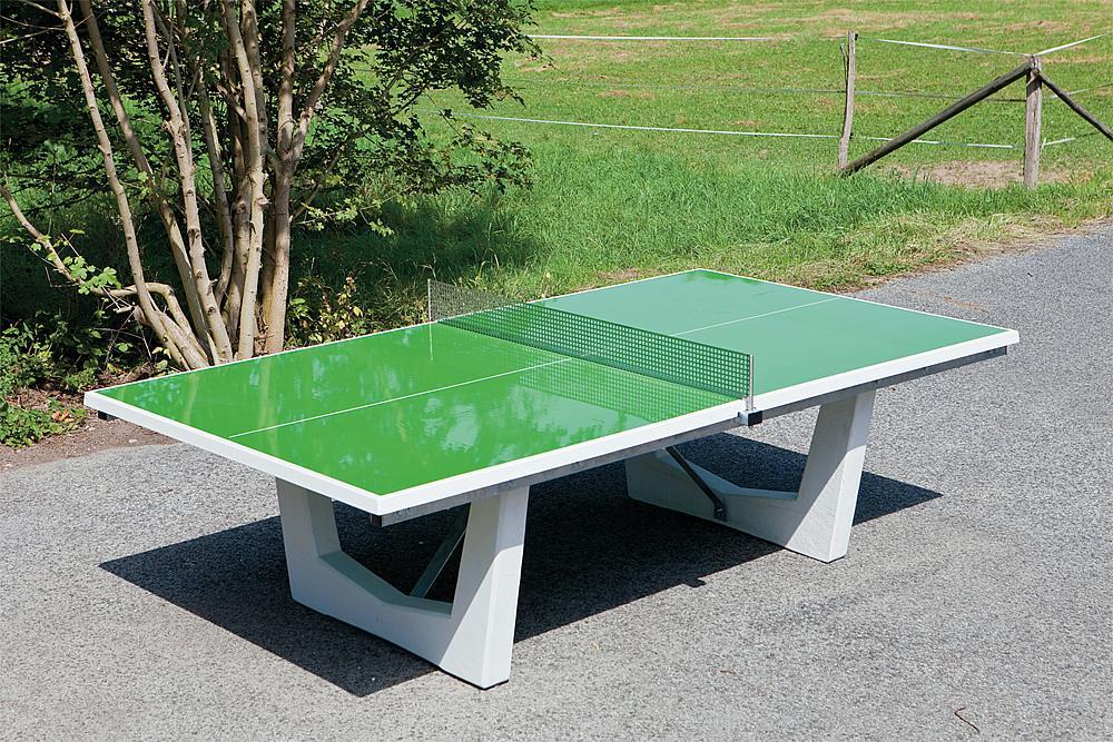 Tischtennis-Anlage Freiland