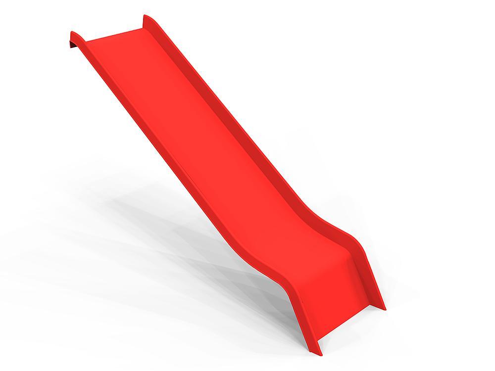 Anbaurutsche breit PH 195 cm
