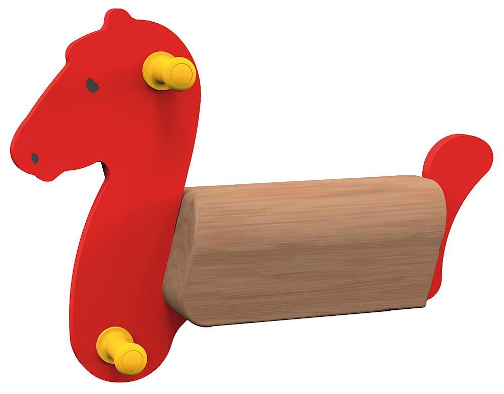 Federwippe Pony ohne Feder