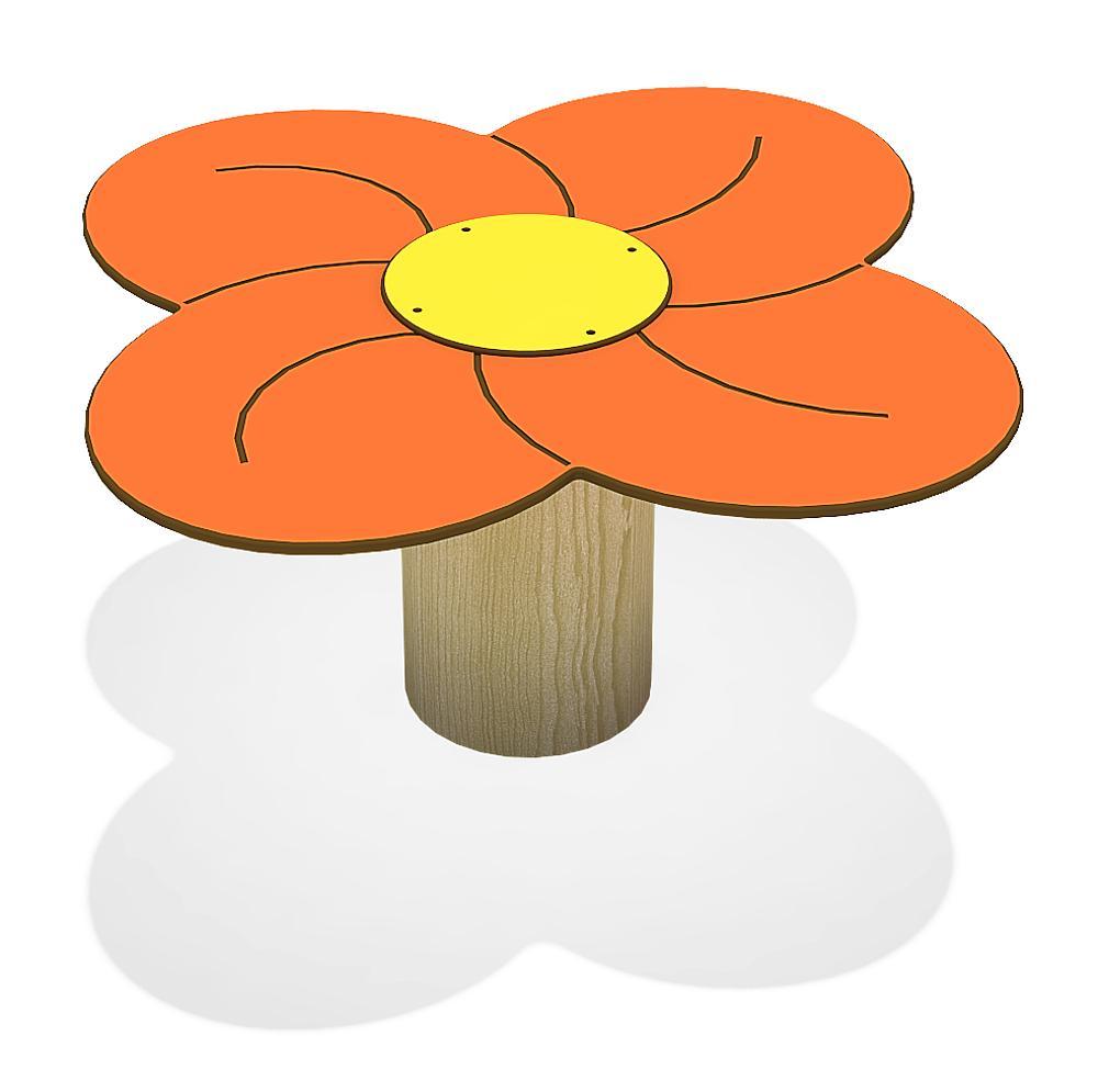 Tisch Blume