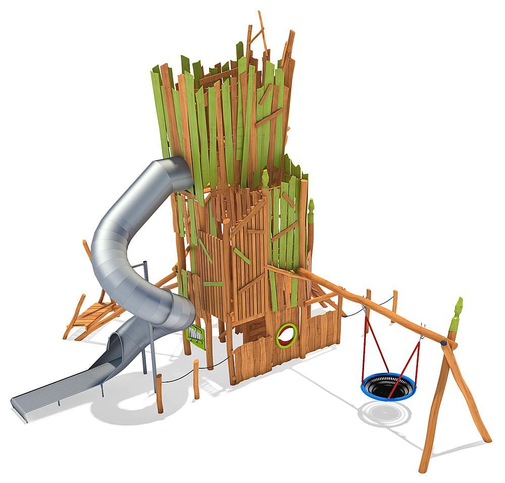 Spielanlage Baum der Weisen