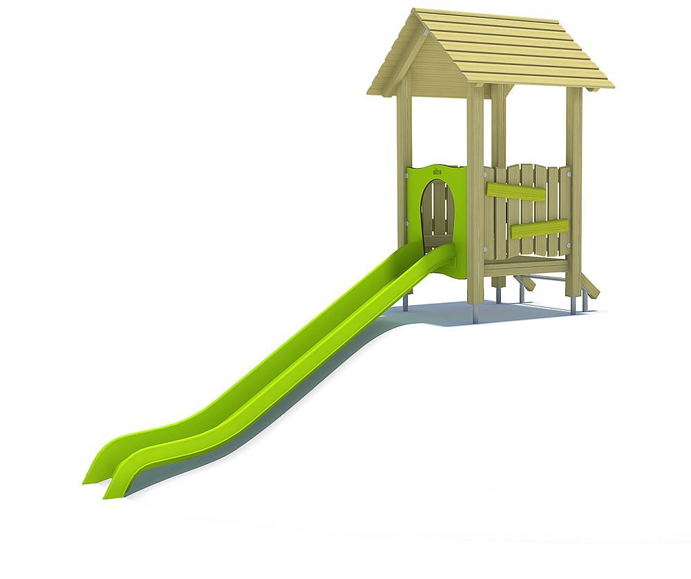 Spielanlage Wasserkuppe, Solo