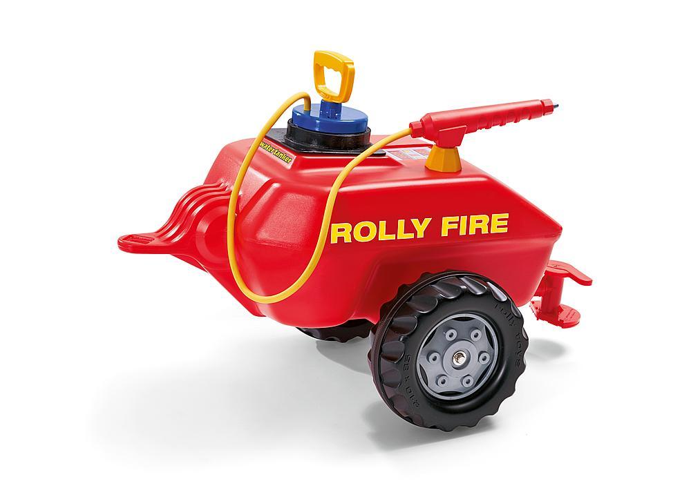 Feuerwehr-Anhänger