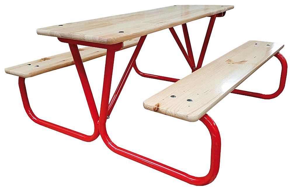 Picknick-Garnitur