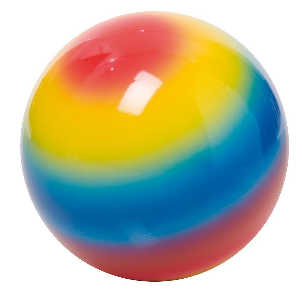 TOGU® Spielball Regenbogen Ø 22 cm