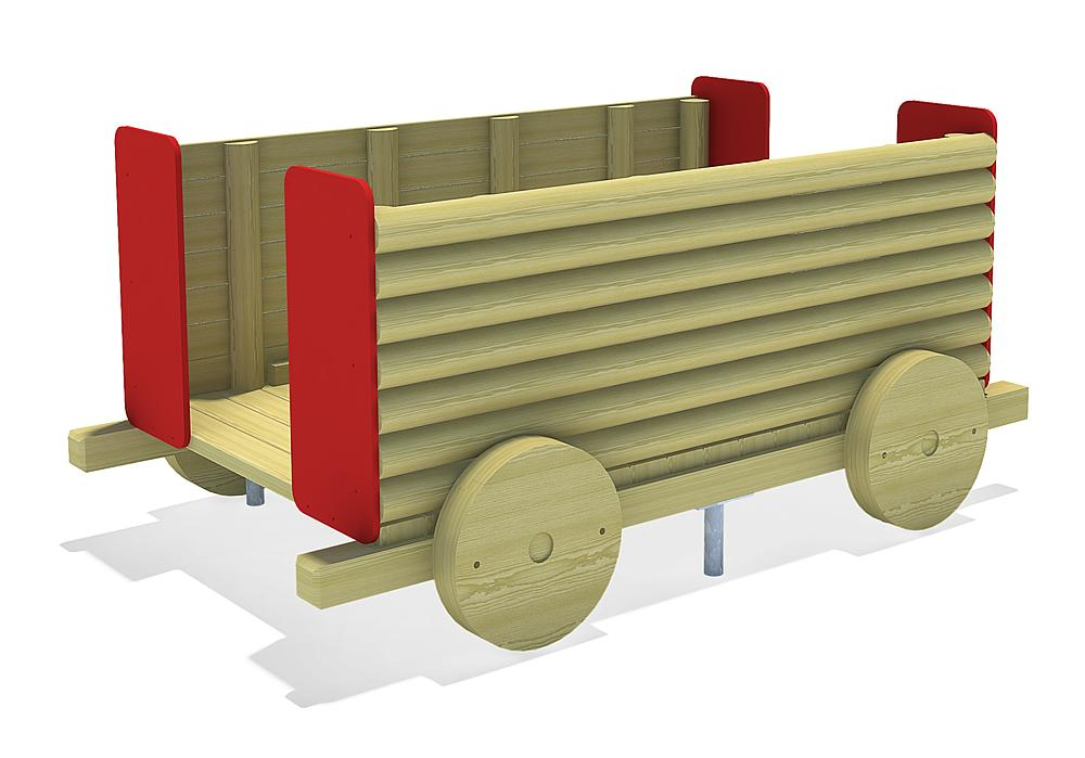 Große Eisenbahn Tender