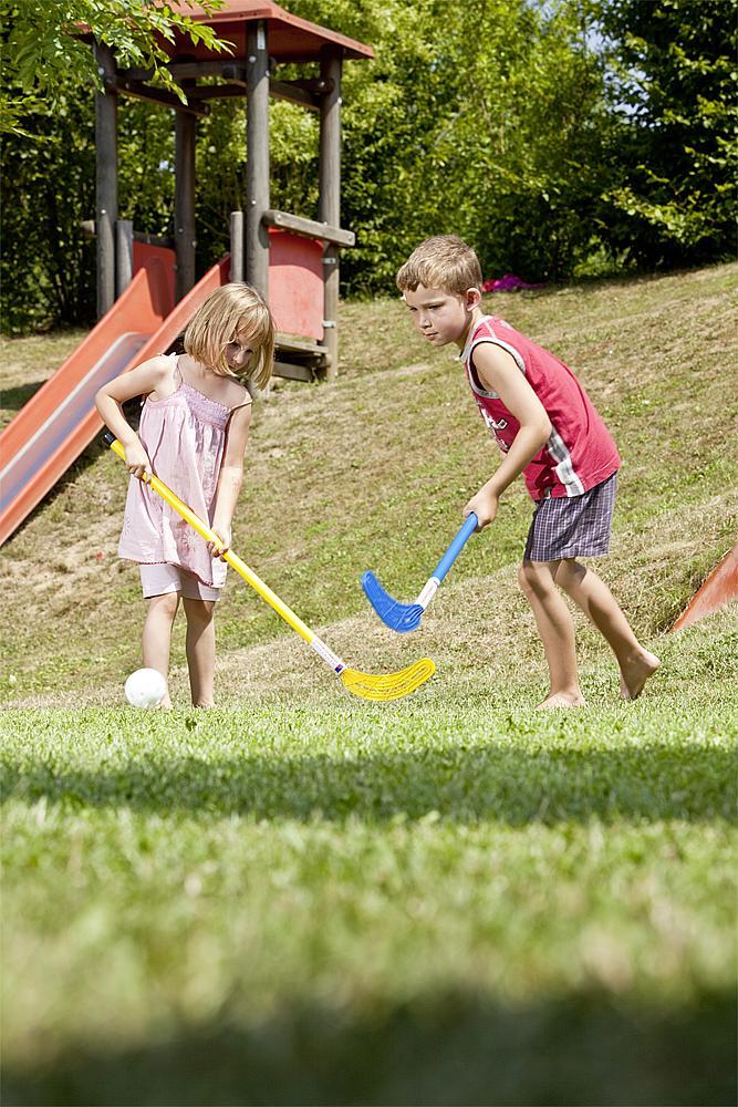 Uni-Hockey-Set für die Grundschule