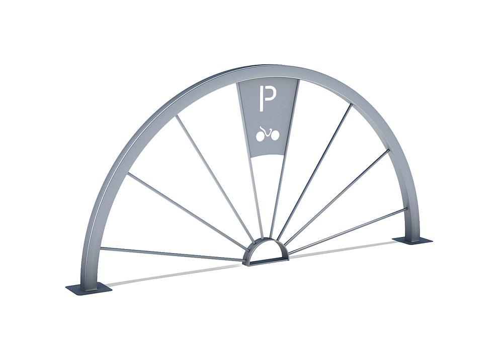 Fahrradständer Wheel