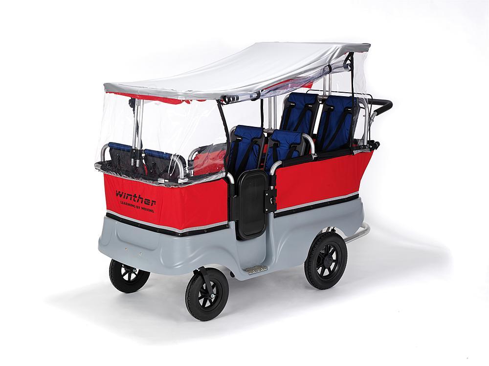 Winther® Regenschutz für Kinderbus