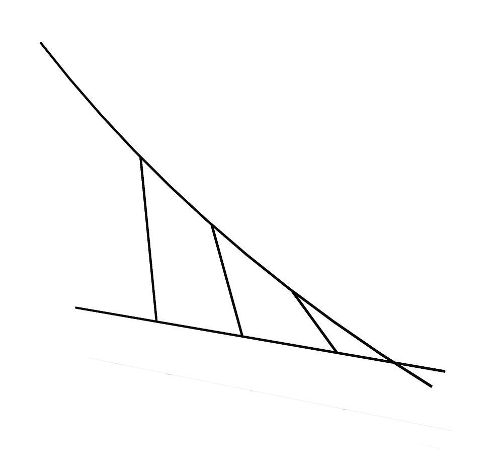 Diagonal Übergang S9
