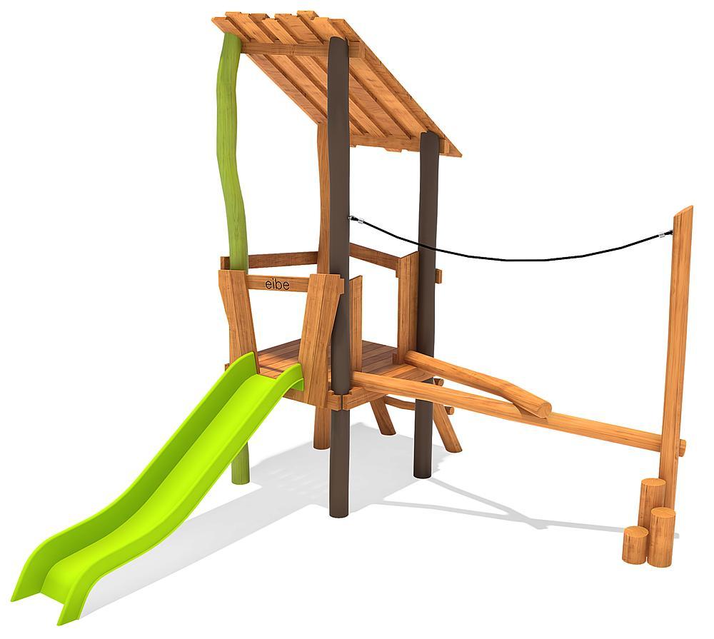 Spielanlage Hendrik, Solo