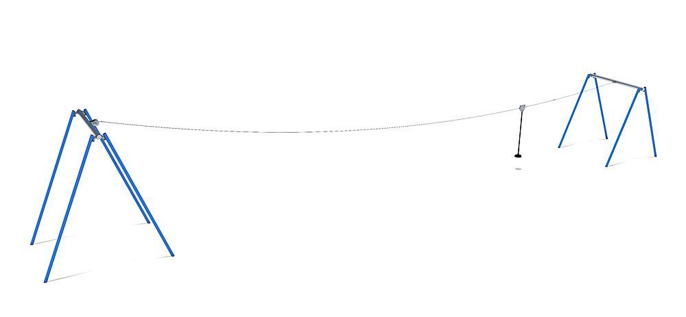 Seilbahn Fjall 30 m
