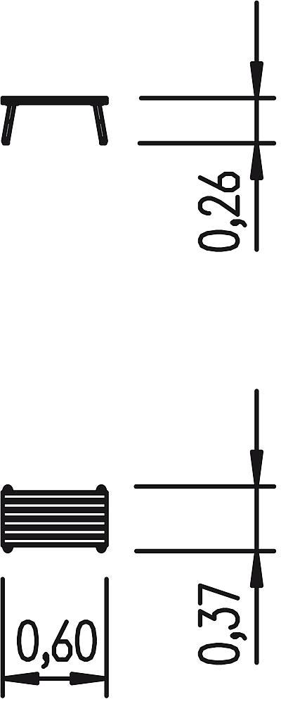 Kleinkindhocker Sederli mini