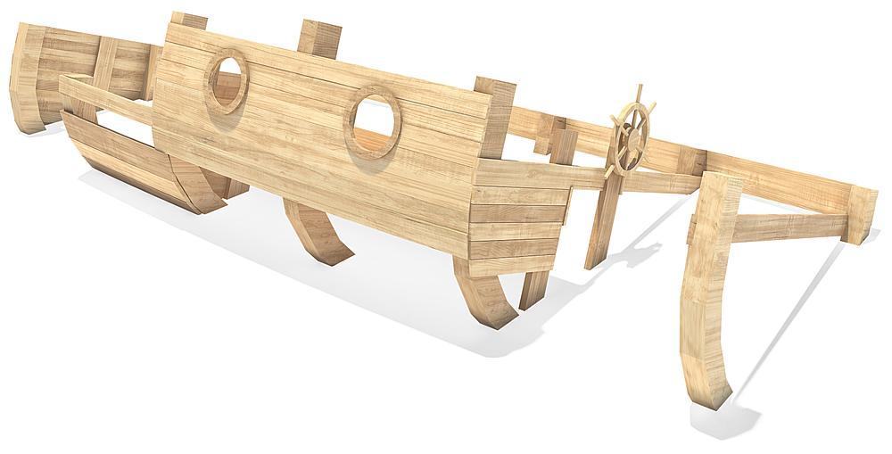Spielschiff Inklusion Ragnar