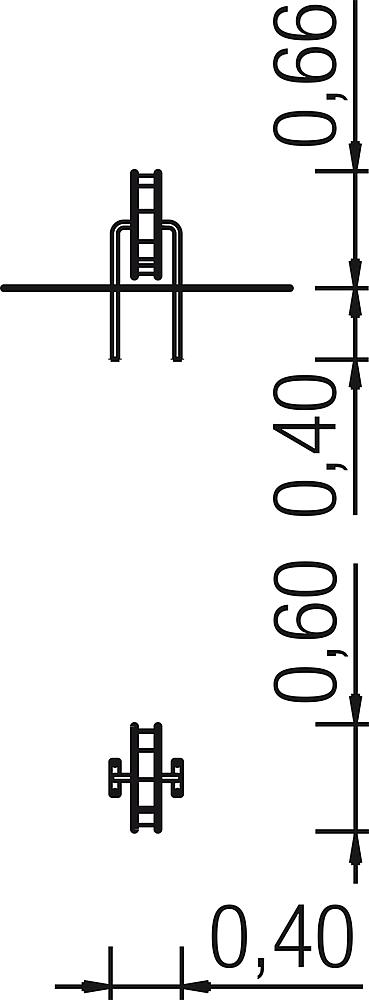 Wasserrad Ø 60 cm