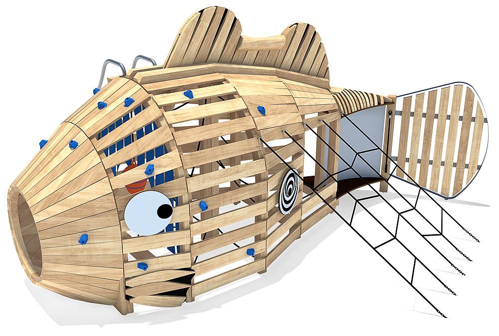 Spielfisch Lohi