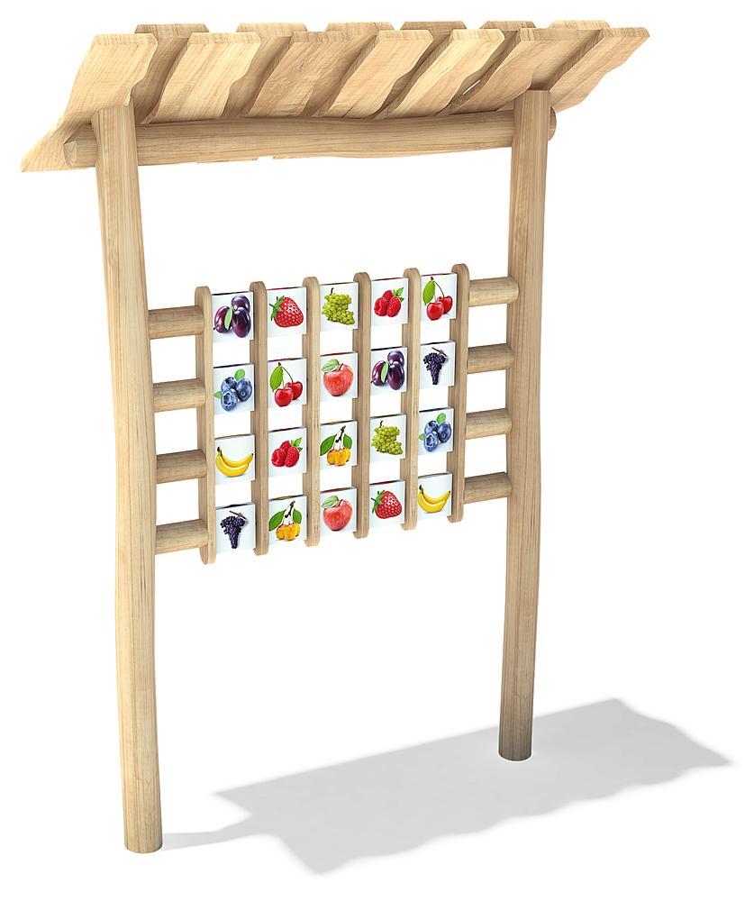 Spieltafel Memorie