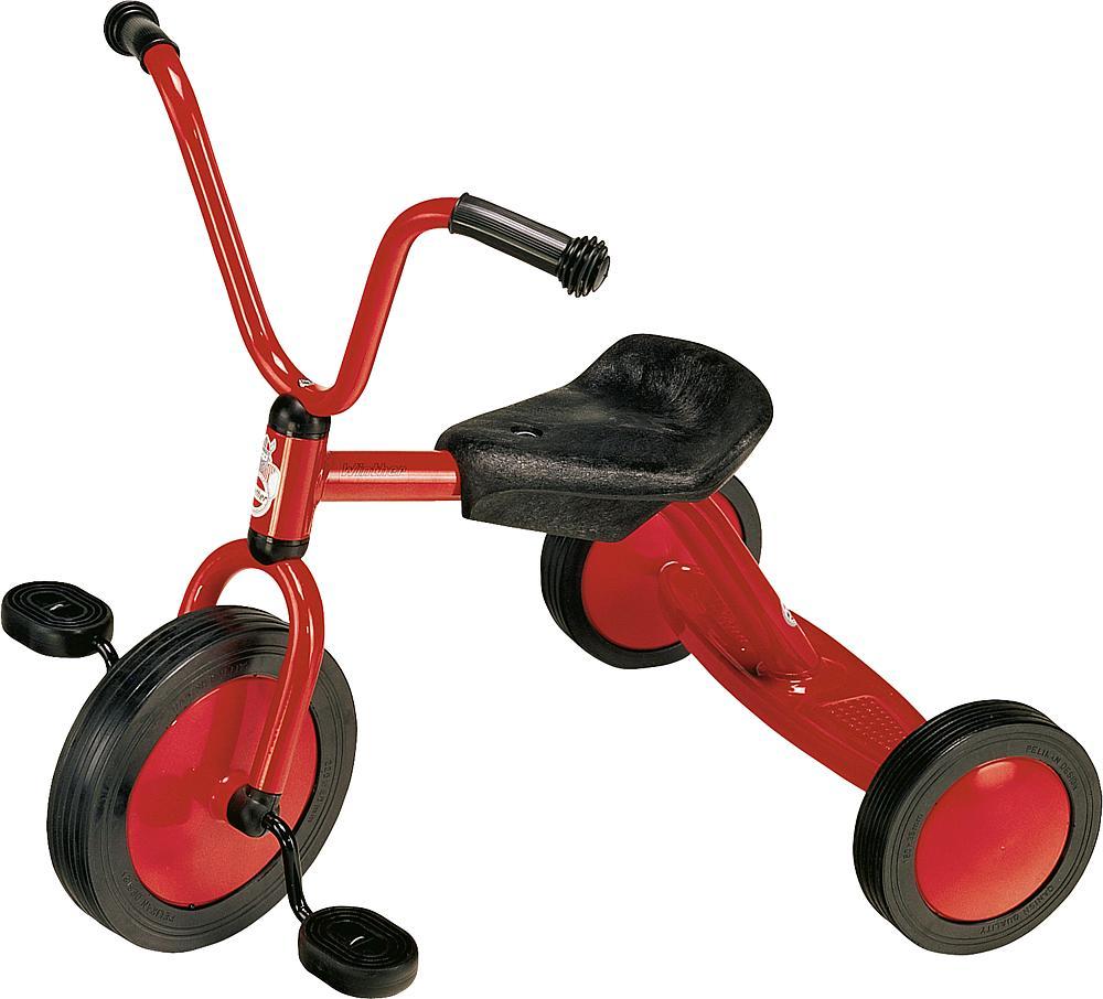 Winther® Krippen-Dreirad mit Steg